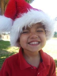 isaac 2012 christmas pic